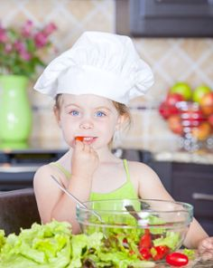 Veggie Riddles for Nutrition Month! Find the recipe for Yogurt Dipping Sauce and more! #cooking #kids