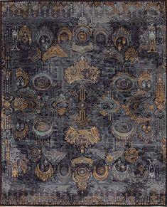 One of a Kind - Transitional - 143459 Manhattan Reserve Damrosch - Samad - Hand Made Carpets Carpet Decor, Rugs On Carpet, Persian Carpet, Persian Rug, Manhattan, Tabriz Rug, Rug Inspiration, Modern Carpet, Rugs