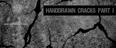 Hand Drawn Cracks - Download  Photoshop brush http://www.123freebrushes.com/hand-drawn-cracks/ , Published in #GrungeSplatter. More Free Grunge & Splatter Brushes, http://www.123freebrushes.com/free-brushes/grunge-splatter/ | #123freebrushes