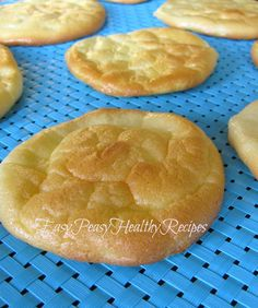 No Carb Bread - A yummy no-guilt bread to enjoy! EasyPeasyHealthyRecipes.com