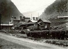 Radiostation Malabar, ten zuiden van Bandoeng 1927.