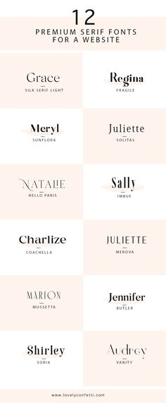Looking for the best serif font collection for your graphic design or website?I have compiled together 12 premium serif fonts for a Website Bauhaus Typography, Handwritten Typography, Vintage Typography, Typography Logo, Typography Alphabet, Creative Typography, Calligraphy Fonts, Typography Design, Typography Tutorial