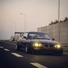 I LOVE TO BUILD CARS LIKE THIS  Orders for bodykits and wings: muskcustoms@gmail.com #musk #muskcustoms #bmw #e36 #coupe #widebody #wing #stanced #daily #driftcar #drift #stance #lifestyle