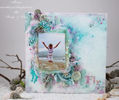 The Urban Scrapbook inc.: TURQUOISE INSPIRATION