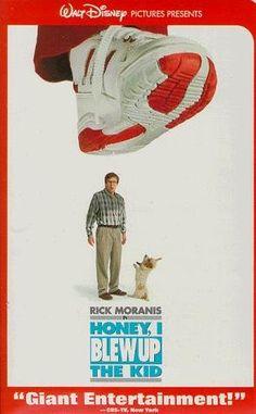 Honey I Blew Up the Kid (1992) Poster