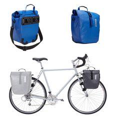 Thule Pack n Pedal Shield Pannier S Pair - Cykelväskor - Väskor - Ryggsäckar    06d5b2f4064da