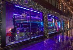 Jump Aboard The 2013 Harrods Christmas Express Windows - Pursuitist