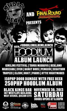 « HOODLUM!! 1st ALBUM LAUNCH! 11.30.2013 (Sat) Black Kings' Bar »