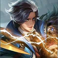 Download Aplikasi Wallpaper Mobile Legend Bergerak