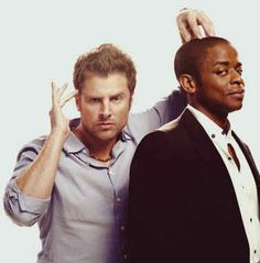 7. Your ultimate dream in life is to rub Gus's magic head. | 11 Signs That You Are Obsessed With The TV Show 'Psych'