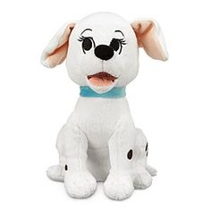 Disney Penny Plush - 101 Dalmatians - Mini Bean Bag - 7'' | Disney StorePenny Plush - 101 Dalmatians - Mini Bean Bag - 7'' - Pretty Penny is just begging for hug - or a hundred - from you. Pongo and Perdita's frisky dalmatian pup and her soft spotted coat makes a doggone delightful mini bean bag plush!