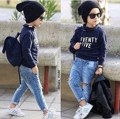 Kids Fashion For 10 Year Olds Toddler Boy Fashion, Little Boy Fashion, Toddler Boy Outfits, Outfits Niños, Baby Boy Outfits, Kids Outfits, Boys Dress Outfits, Mode Bollywood, Baby Boy Swag