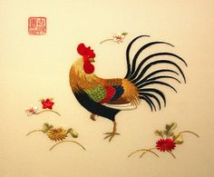 Margaret Lee, Japanese embroidery... Absolutely gorgeous