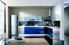 gambar kitchen set