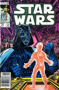 Star Wars Marvel Comics #76