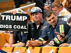 'The War on Coal Is Over': Donald Trump Signs Energy Executive Order [YEA!!!]