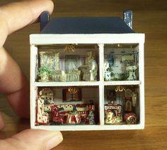 imprimibles de ventanas para casa de muñecas - Google-Suche