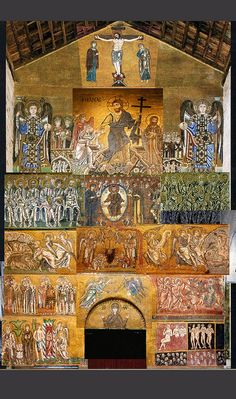 Torcello: Last Judgement by DUCKMARX Torcello, Veneto, Italy, province of Venezia
