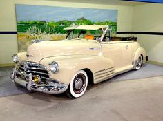 Chevy Convertible.1947