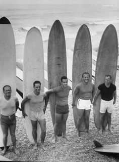Stoked: LIFE Goes Surfing. A series of surfing photos from back in the day