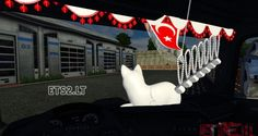 Euro Truck Simulator 2 Scania Streamline Türk Kabini