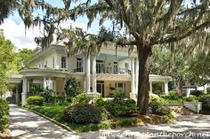 Historic Home in Savannah Georgia