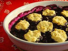 Blueberry Grunt (A traditional Nova Scotian dessert)