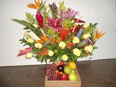 Regale un hermoso arreglo de la floristeria los frutales en bucaramanga y deje un dulce recuerdo. tel. 6456587. www.floristerialosfrutales.jimdo.com