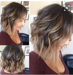 I like that there are only a few highlights and they are more of a mocha color rather than blonde