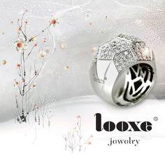Shine bright like a Diamond! // Brilha como um Diamante! // Brilla como un diamante! #looxe #looxejewelry #jewelry #anelourobranco #anel #ourobranco#dimantes #moda #looxe #looxejewelry #jewelry #ringinwhitegold #ring #whitegold#diamonds #fashion #looxe #looxejewelry #jewelry #anillooroblanco #anillo #oroblanco#dimantes #moda JOANL4143