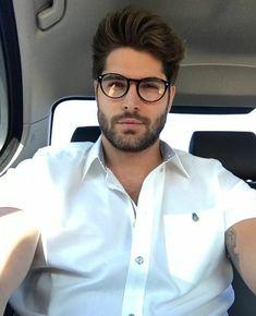 Männer mit brille bilder