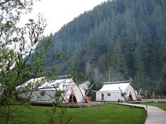 Clayoquot Wilderness Resort, Vancouver Island