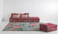 canevas collection by charlotte lancelot for GAN - Bliss