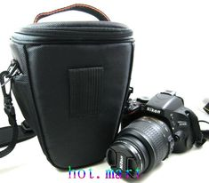 Nikon D800 - Latest Nikon D800 accessories #NikonD800 #Nikon Camera Bag Case for Nikon DSLR D800 D600 D7100 D5200 D3200 D7000 D5100 D5000 D80 -  C $18.29 End Date: Friday Mar-29-2019 1:01:52 EDT Buy It Now for only: C $18.29 Buy It Now   Add to watch list Nikon D90, C 18, Camera Case, Photo Accessories, Ebay, Stuff To Buy, Cameras, Lens, Friday