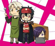Sinopsis Anime Hataraku Maou-Sama! (The Devil Is a Part-Timer ...