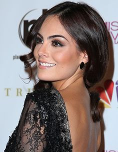 Ximena Navarrete as the host of The Voice ? - http://missuniversusa.com/ximena-navarrete-host-voice/