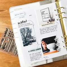 Memory Keeping im Terminplaner: Mein Stempel Set 'Abenteuer' eignet sich auch zur Dokumentation der kleinen Alltagserlebnisse. Für die genaue Eingrenzung der Tage habe ich mein Lieblingsmotiv von der 'Label Liebe' Platte und einen Mini Datumsstempel verwendet. Mehr Einblicke in mein persönliches Memory Keeping Projekt 2017 findest du im Hashtag #MomenteplanerFelicitas -- PS: Ab morgen Vormittag geht es weiter mit dem Shop Dazu gibt es dann aber nochmal einen extra Beitrag hier bei FB und…