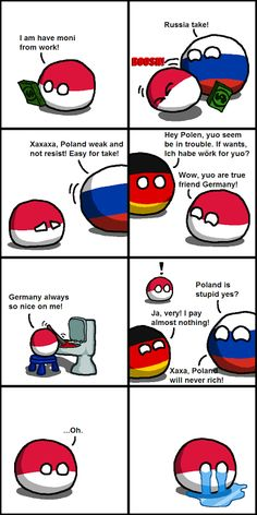Why does everyone have to pick on Poland?!