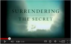 Surrendering the Secret Overview--great site for healing help for those who have had an abortion and are living with that guilt