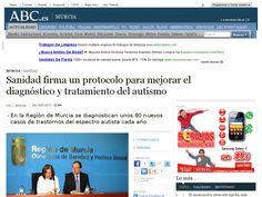 En la Región de Murcia se diagnostican unos 80 nuevos casos de trastornos del espectro autista cada año.