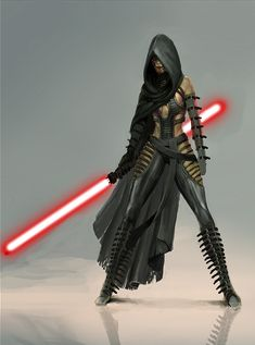 Tagged with star wars, dark side, sith; Return of the Sith Star Wars Jedi, Star Wars Rpg, Darth Maul, Darth Sith, Female Sith Lords, Lords Of The Sith, Female Assassin, Asajj Ventress, Fantasy Character