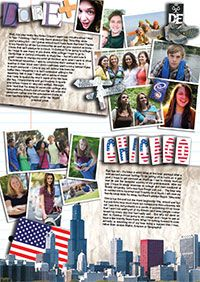 67 best yearbook ideas images on pinterest yearbook spreads