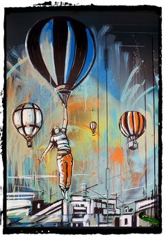 Alice Pasquini Roma by annaeme, via Flickr