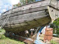 Image result for wooden sailboat restoration