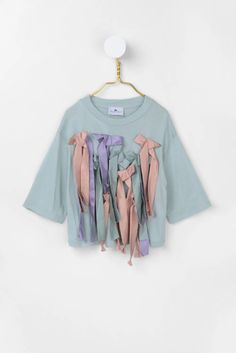 Aria T-Shirt - RaspberryPlum - Children's Designer Clothing Classy Outfits, Stylish Outfits, Beautiful Outfits, Kids Outfits, Cool Outfits, Beautiful Clothes, Diy Fashion, Fashion Outfits, Fashion Design