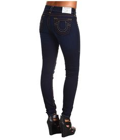 True religion halle mid rise super skinny in buckeye dark Halle, Women's Jeans, True Religion, Super Skinny, Brand You, Discount Shoes, Cute Outfits, Dark, Pants