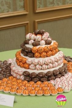 sports cake balls by kenya