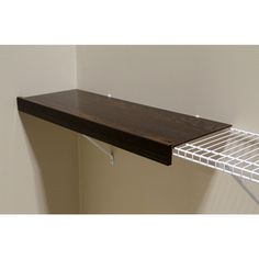 36-inch Renew Shelf Kit in Espresso Finish | Overstock™ Shopping - Great Deals on Closet Storage