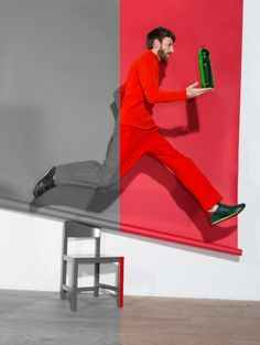 Charlie Engman  :  Slightly Surreal / Highly Contemporary Photography