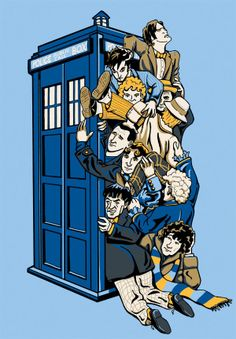 A Who's Who Of Dr. Who
